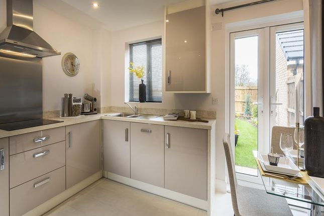 """3 bedroom semi-detached house for sale in """"The Nevis Rk"""" At Ladyburn Way, Hadston, Morpeth NE65, Hadston, Morpeth,"""