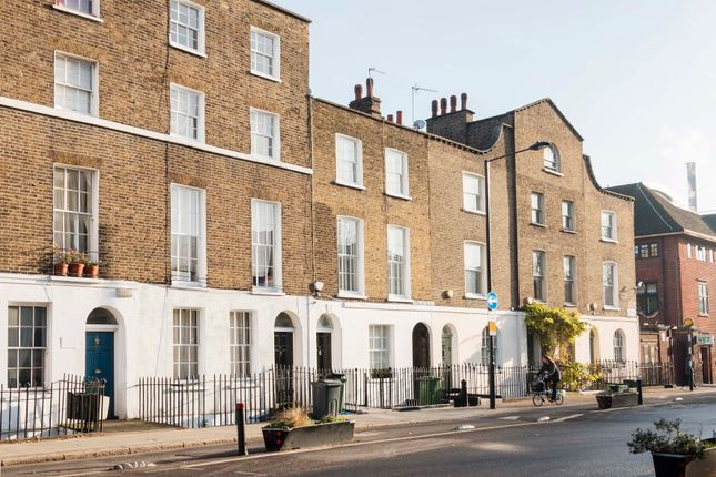 Thumbnail Terraced house to rent in Royal College Street, Camden