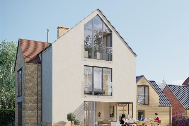 Thumbnail Detached house for sale in Cornwater Fields, Ravenshead, Nottingham