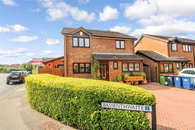 Thumbnail Detached house for sale in Bassenthwaite, Stukeley Meadows, Huntingdon, Cambridgeshire