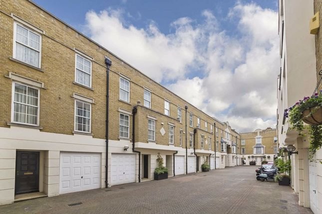 Thumbnail Terraced house to rent in Balvaird Place, London