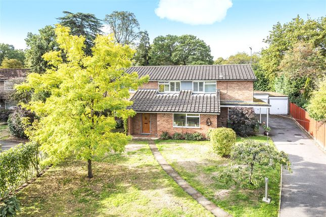 Thumbnail Detached house for sale in Pyrford, Woking, Surrey