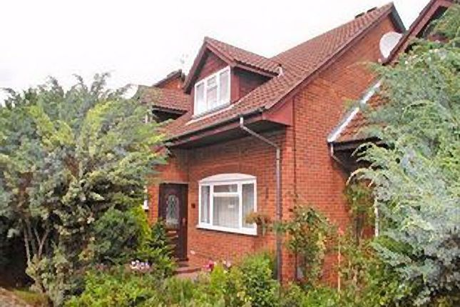 Thumbnail Terraced house to rent in Wadnall Way, Knebworth, Hertfordshire