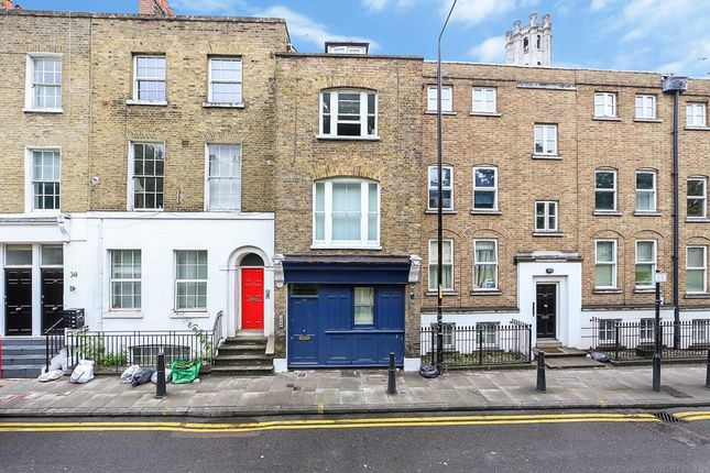 Thumbnail Flat for sale in Cannon Street Road, London