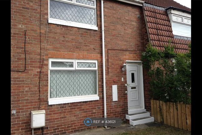 Thumbnail End terrace house to rent in A J Cook Terr, Durham Co