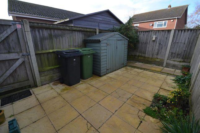Back Garden of The Street, Norton Subcourse, Norwich NR14