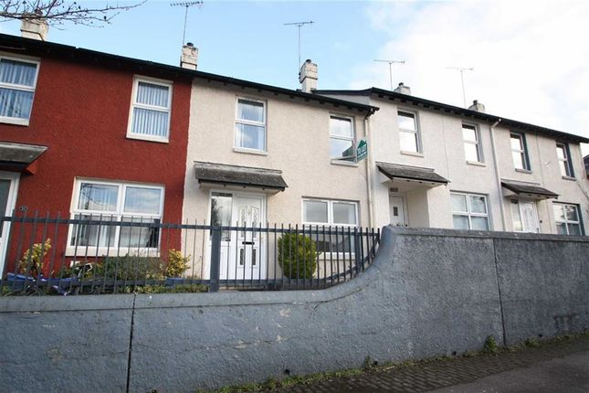 Thumbnail Terraced house to rent in Lisburn Street, Ballynahinch, Down
