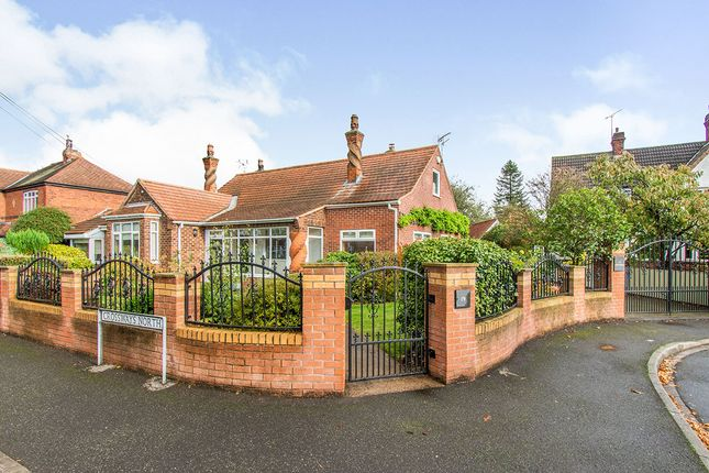Thumbnail Bungalow for sale in Crossways, Doncaster
