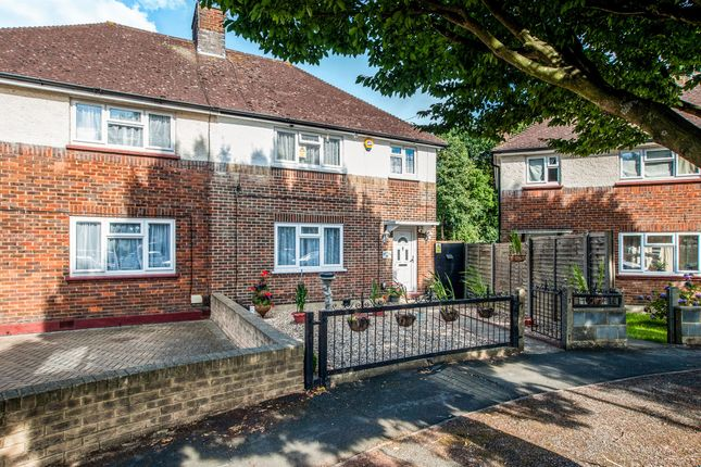 Thumbnail Semi-detached house for sale in Rushton Avenue, Watford