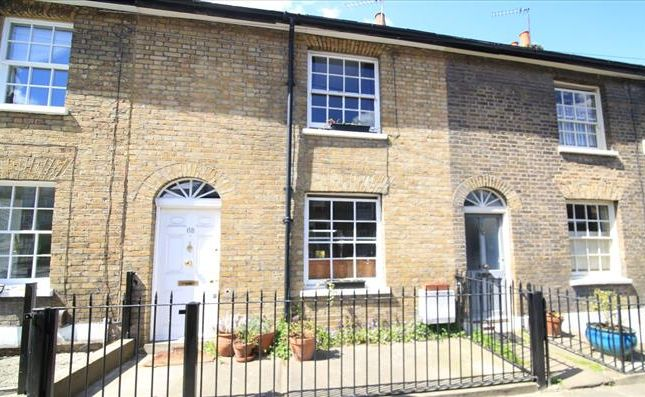 Thumbnail Terraced house to rent in Brand Street, Greenwich, London