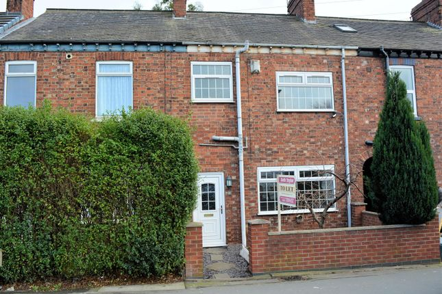 2 bed terraced house to rent in Doncaster Road, Selby YO8