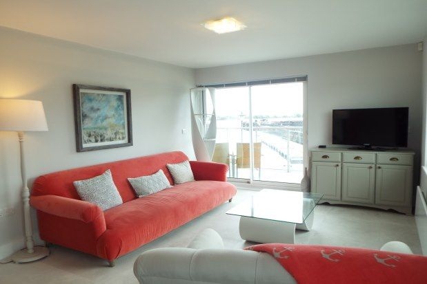 Thumbnail Flat to rent in Harbour Point, Cardiff