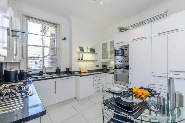 Thumbnail Flat to rent in Mazenod Avenue, West Hampstead