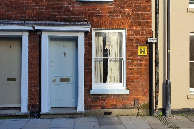Bedwin Street, Salisbury SP1