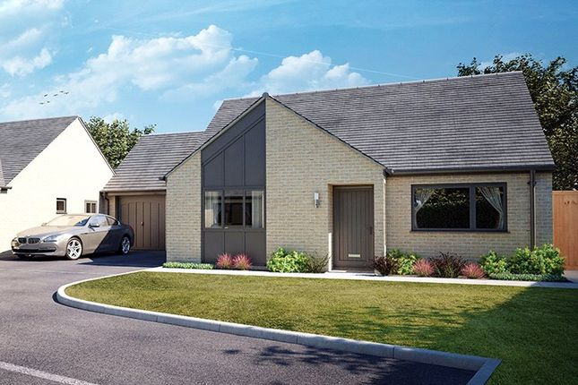 Thumbnail Detached bungalow for sale in South Hill Road, Callington, Cornwall