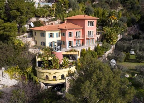 Thumbnail Detached house for sale in 06230 Villefranche-Sur-Mer, France