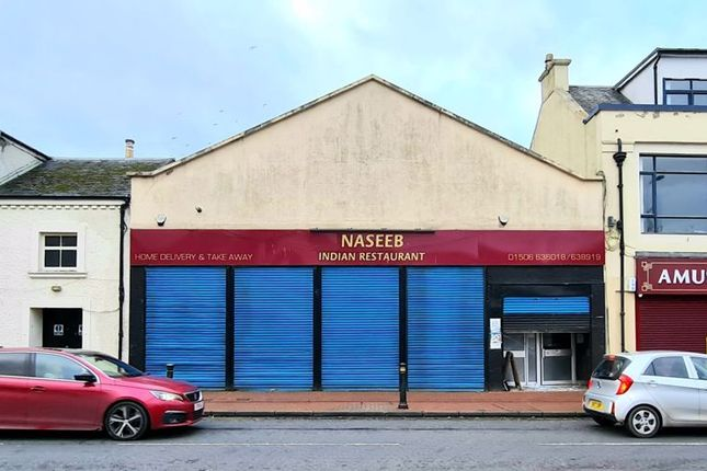 Thumbnail Restaurant/cafe to let in George Place, Bathgate