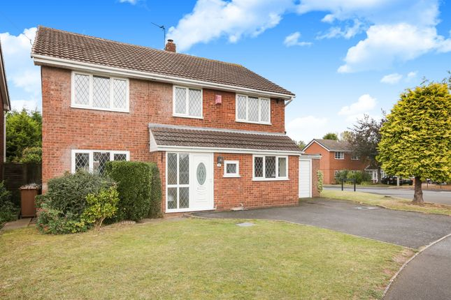 Thumbnail Detached house for sale in Ludlow Road, Kidderminster