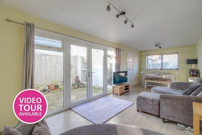Thumbnail Terraced bungalow for sale in Corbet Ride, Leighton Buzzard