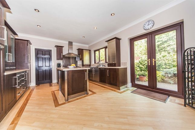 Thumbnail Detached house for sale in Wynyard Court, Thorpe Thewles, Stockton-On-Tees