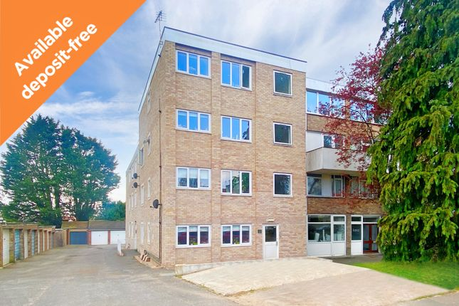 Thumbnail Flat to rent in Sycamore Avenue, Chandler's Ford, Eastleigh
