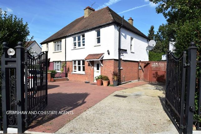 Thumbnail Property for sale in Popes Lane, Gunnersbury Park Area, Ealing
