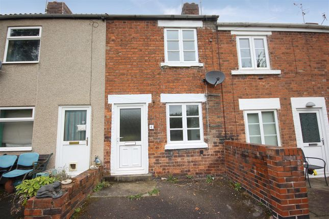 1 bed terraced house to rent in Windermere Road, Chesterfield S41