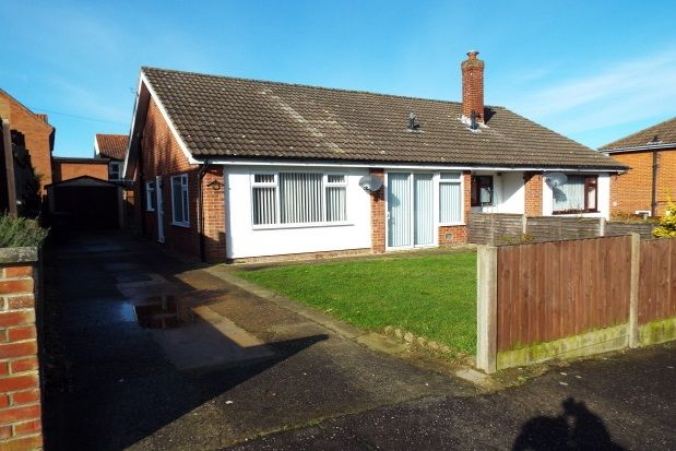 Thumbnail Semi-detached house to rent in Connaught Road, Cromer