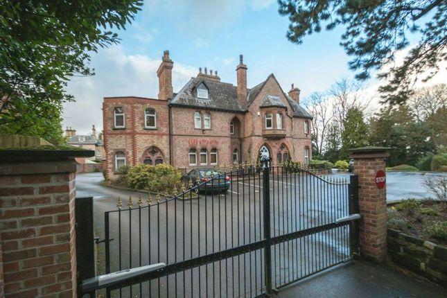 Thumbnail Flat to rent in Morningside, Highgate Road, Altrincham
