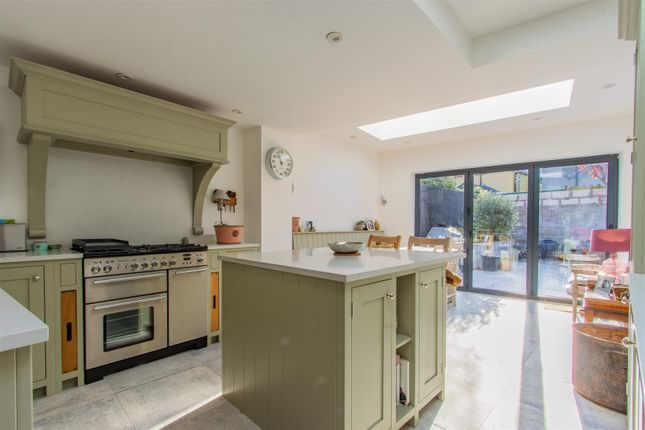 Thumbnail Terraced house for sale in Penhill Road, Pontcanna, Cardiff