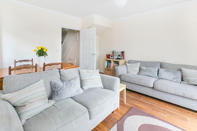 Thumbnail End terrace house to rent in Stoke Mill Close, Guildford