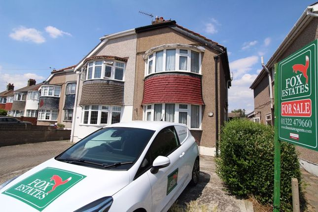 Semi-detached house for sale in Plymstock Road, Welling