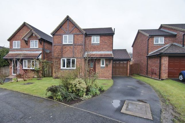 Thumbnail Detached house for sale in Spring Hill, Freckleton