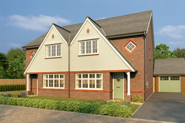 Thumbnail Semi-detached house for sale in Westley Green, Dry Street, Langdon Hills, Essex
