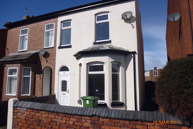 Thumbnail Semi-detached house to rent in Linaker Street, Southport