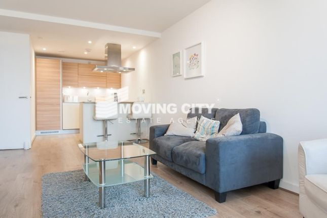 Thumbnail Flat for sale in Unex Tower, Stratford Plaza, Stratford, London