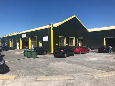 Thumbnail Light industrial to let in Unit 10, St Margarets Park, Aberbargoed