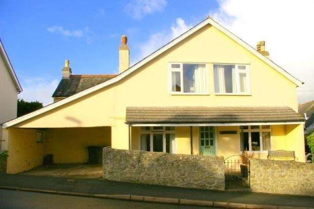 Thumbnail Flat to rent in Raleigh Road, Salcombe
