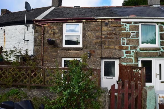Thumbnail Terraced house for sale in Carn Brea Lane, Pool, Redruth