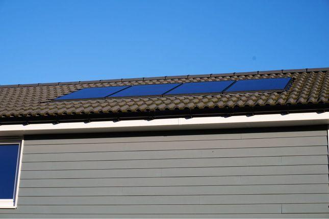 Solar Panels of Rosebank Terrace, Rosebank Street, Dundee DD3