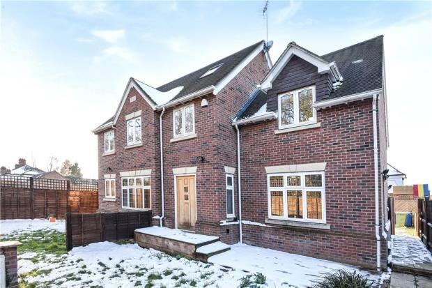 5 bed detached house for sale in Hatchet Lane, Winkfield, Berkshire