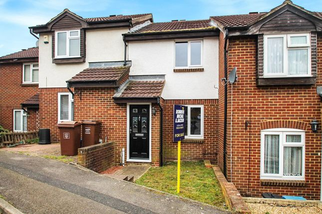 Thumbnail Terraced house to rent in Woodchurch Close, Chatham, Kent