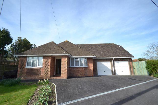 Thumbnail Detached bungalow for sale in Wannock Avenue, Willingdon, Eastbourne