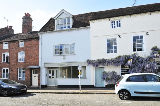 Thumbnail Terraced house for sale in St. Marys Court, St. Marys Street, Bridgnorth