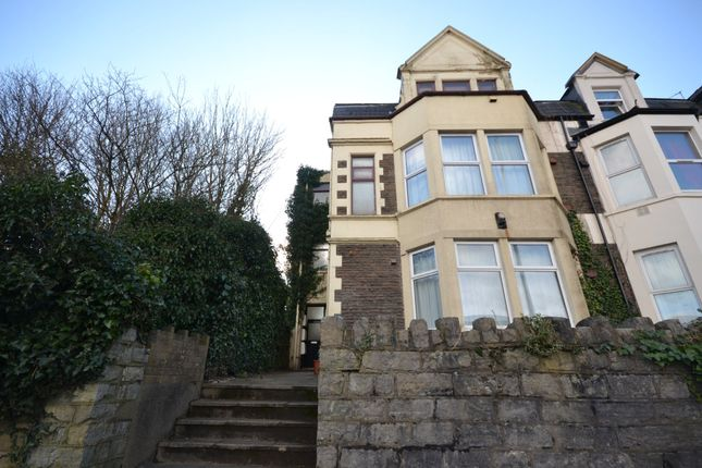 Thumbnail Flat for sale in Newport Road, Roath, Cardiff