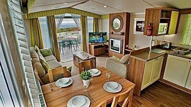 Lounge of Kestrel Way, Sandy Bay, Exmouth EX8