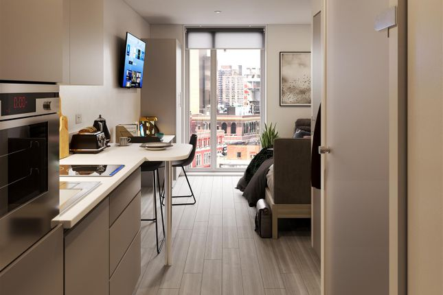 Flat for sale in The Midway, Newcastle-Under-Lyme