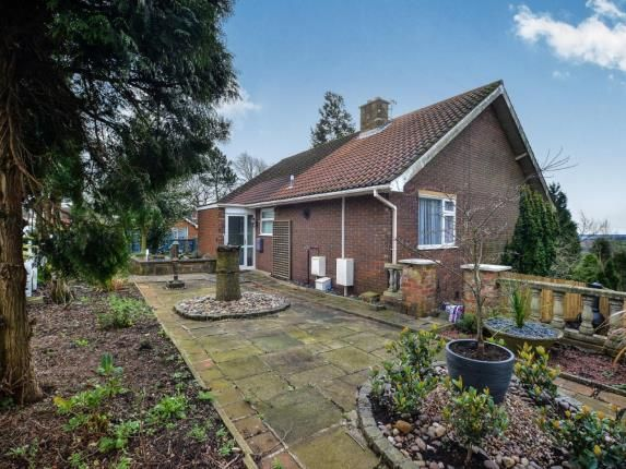 Thumbnail Bungalow for sale in The Orchards, Main Street, Huthwaite, Nottinghamshire