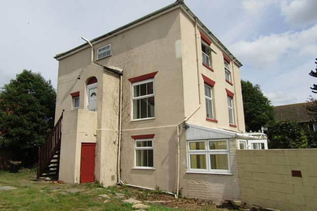 Thumbnail Semi-detached house to rent in Locksway Road, Southsea