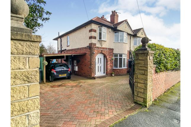 3 bed semi-detached house for sale in Ghyllroyd Drive, Bradford BD11